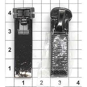 Бегунок т5 CASUAL темный никель