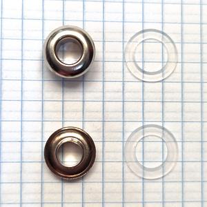 Блочка 4 сферическая никель
