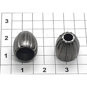 Колокольчик К04 темный никель