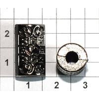 Колокольчик К17 темный никель