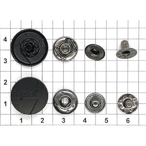 Кнопка 34 Original черная