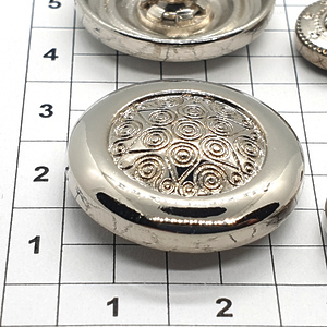 Кнопка AN-23 никель
