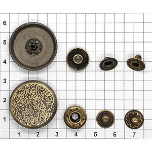 Кнопка AN-251 антик