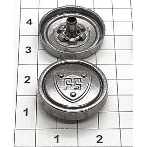 Кнопка 7 FS темный никель
