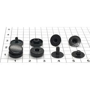 Кнопка альфа 10.5мм оксид VT-2 кошелечная