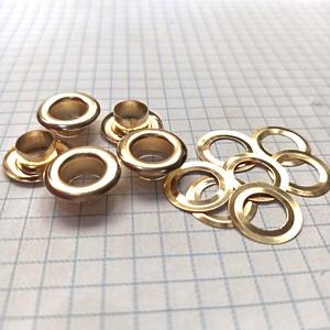 Люверс 5 золото