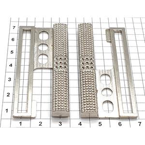 Пряжка Е168 6см разъемная никель