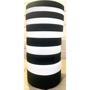Резинка 60мм черная