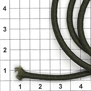 Шнур-резинка хаки