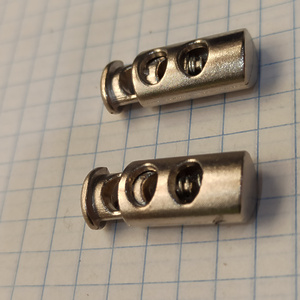 Зажим фиксатор 3351 никель